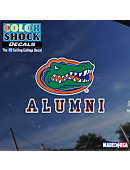 University of Florida 'Alumni' Window Decal