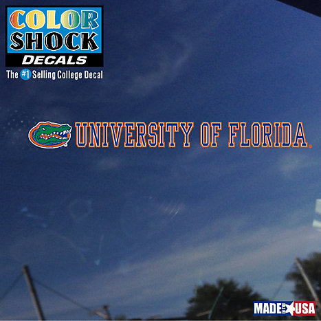 Product: University of Florida Strip Decal