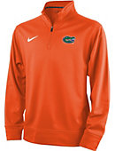 Nike University of Florida Youth Dri-Fit 1/4 Zip Top