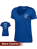 University of Florida Women's V-Neck T-Shirt