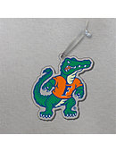 University of Florida Gators 3'x4' Glass Ornament