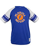 University of Florida Youth Striped T-Shirt