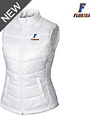 Cutter & Buck University of Florida Women's Quilted Vest