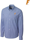 Cutter and Buck University of Florida Long Sleeve Shirt - ONLINE ONLY