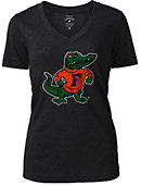 University of Florida Gators Women's V-Neck T-Shirt