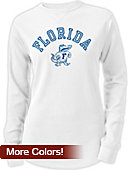 University of Florida Gators Women's Sarah Waffle Long Sleeve T-Shirt