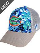 University of Florida Adjustable Mesh Cap