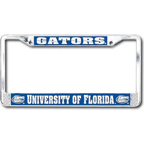 Product: University of Florida License Plate Frame