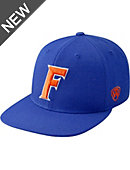 University of Florida Flat Bill Fit Cap