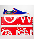 University of Florida Slip On Canvas Shoe