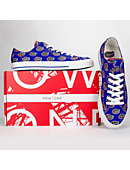 1508E Low Top Canvas Shoe