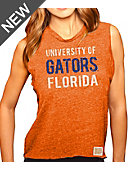 University of Florida Nmascot Youth Girls' Muscle Tank Top