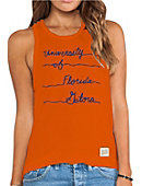 University of Florida Women's Muscle Tank Top
