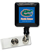 University of Florida Gators Retractable Badge Holder