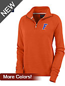 University of Florida Women's 1/4 Zip Chelsea Fleece Pullover
