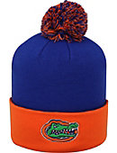 University of Florida Pom Pom Knit Hat