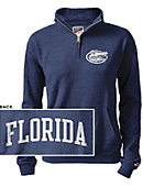 University of Florida Women's 1/2 Zip Top
