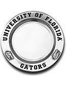 University of Florida 12'' Round Tray