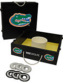 University of Florida 13.25' Sq 6 Piece Washer Toss