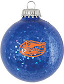 University of Florida Gators Sparkle Ornament Ball