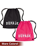 College of DuPage Nylon Equipment Carrier Bag