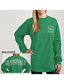 College of DuPage Women's Ra Ra Long Sleeve T-Shirt
