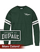 College of DuPage Chaparrals Women's Ra Ra T-Shirt