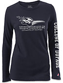 College of DuPage Chaparrals Women's Long Sleeve T-Shirt