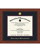 University Of Massachusetts Amherst Millenium (1/03 To Pres) Diploma Frame -ONLINE ONLY