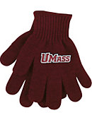 University of Massachusetts - Amherst Youth Knit Tailgate Gloves