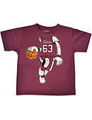 University of Massachusetts - Amherst Basketball Toddler T-Shirt