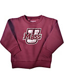 University of Massachusetts - Amherst Minutemen Toddler Crewneck Sweatshirt