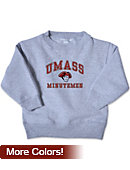 University of Massachusetts Minutemen Toddler Crewneck Sweatshirt