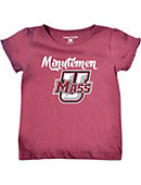 University of Massachusetts - Amherst Minutemen Toddler Girls' T-Shirt