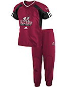 University of Massachusetts - Amherst Toddler Football Jersey and Pants Set