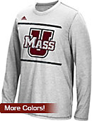 Adidas University of Massachusetts - Amherst Aeroknit Long Sleeve T-Shirt