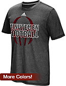 Adidas University of Massachusetts - Amherst Aeroknit T-Shirt
