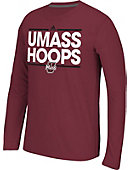 Adidas University of Massachusetts - Amherst Basketball Dassler Long Sleeve T-Shirt