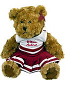 Cheerleader UMass Amherst Bear