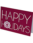 University of Massachusetts - Amherst Holiday Greeting Cards 10-Pack