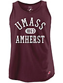 University of Massachusetts - Amherst Minutemen Tank Top