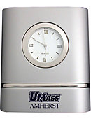 University of Massachusetts - Amherst Trillium Desk Clock
