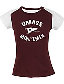 University of Massachusetts - Amherst Toddler Girls' T-Shirt
