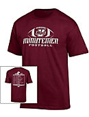 University of Massachusetts - Amherst Minutemen Football Schedule T-Shirt