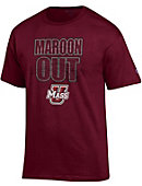 University of Massachusetts - Amherst Maroon Out T-Shirt
