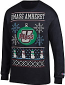 University of Massachusetts - Amherst Ugly Sweater Long Sleeve T-Shirt