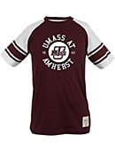 University of Massachusetts - Amherst Youth Striped T-Shirt