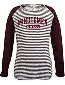 University of Massachusetts - Amherst Toddler Girls' Long Sleeve T-Shirt