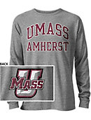 University of Massachusetts - Amherst Long Sleeve Victory Falls T-Shirt