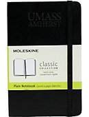 University of Massachusetts - Amherst 9 in. x 14 in. Moleskin